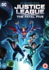 Image for Justice League Vs the Fatal Five
