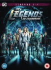 Image for DC's Legends of Tomorrow: Seasons 1-4