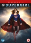 Image for Supergirl: Seasons 1-4