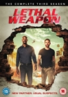 Image for Lethal Weapon: The Complete Third Season