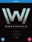 Image for Westworld: Seasons 1-3