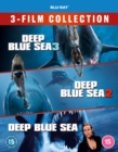 Image for Deep Blue Sea: 3-film Collection