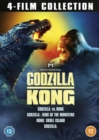 Image for Godzilla and Kong: 4-film Collection