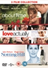 Image for About Time/Love Actually/Notting Hill