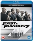 Image for Fast & Furious 7 - Extended Edition