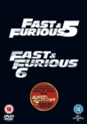 Image for Fast & Furious 1-6/Fast & Furious 7 Sneak Peek