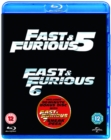 Image for Fast & Furious 1-6/Fast & Furious 7 Sneak Peek