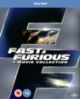 Image for Fast & Furious: 7-movie Collection