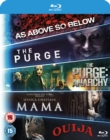 Image for Mama/The Purge/The Purge: Anarchy/Ouija/As Above, So Below