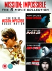 Image for Mission: Impossible 1-5