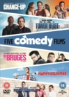 Image for The Change-up/Tower Heist/Happy Gilmore/In Bruges/Role Models