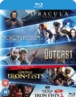 Image for Dracula Untold/Seventh Son/Outcast/Man With the Iron Fists 1 & 2