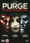 Image for The Purge: 3-movie Collection