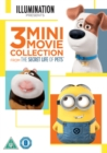 Image for The Secret Life of Pets: 3 Mini-movie Collection