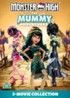 Image for Monster High: The Mummy Adventures