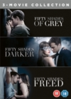 Image for Fifty Shades: 3-movie Collection