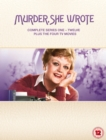 Image for Murder She Wrote: Complete Series One - Twelve