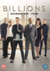 Image for Billions: Seasons One - Four