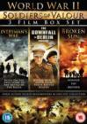 Image for World War II - Soldiers of Valour Box Set