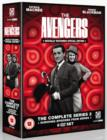 Image for The Avengers: The Complete Series 2 and Surviving Episodes...