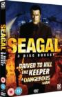 Image for Driven to Kill/The Keeper/A Dangerous Man