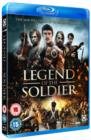 Image for Legend of the Soldier