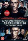 Image for Universal Soldiers Quadrilogy