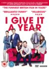 Image for I Give It a Year