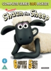 Image for Shaun the Sheep: Complete Series 3 and 4