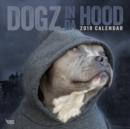 Image for DOGZ IN DA HOOD SQUARE WALL CALENDAR