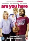 Image for Are You Here