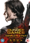 Image for The Hunger Games: Complete 4-film Collection