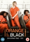 Image for Orange Is the New Black: Seasons One-six