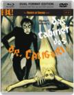 Image for Das Cabinet Des Dr Caligari - The Masters of Cinema Series