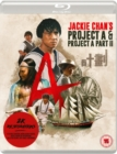 Image for Jackie Chan's Project a & Project A: Part II