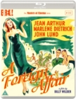 Image for A   Foreign Affair - The Masters of Cinema Series