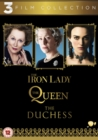 Image for The Iron Lady/The Queen/The Duchess