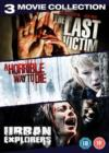 Image for Urban Explorers/A Horrible Way to Die/The Last Victim