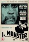 Image for I, Monster