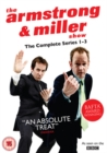 Image for The Armstrong and Miller Show: Series 1-3