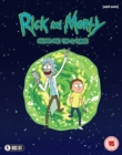 Image for Rick and Morty: Season One, Two & Three