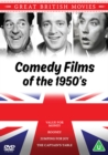 Image for Comedy Films of the 1950s