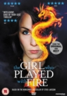 Image for The Girl Who Played With Fire