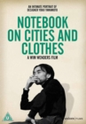 Image for Notebooks On Cities and Clothes