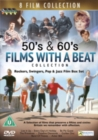 Image for 50's and 60's Films With a Beat Collection