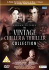 Image for The Vintage Chiller & Thriller Collection