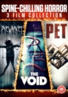 Image for Spine Chilling Horror: 3 Film Collection