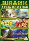 Image for Jurassic: 3 Film Collection