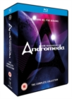 Image for Andromeda: The Complete Andromeda