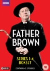 Image for Father Brown: Series 1-4